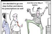 Open Surgery: Interpretive dance