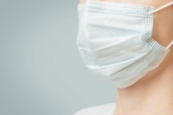 face masks in GP practices
