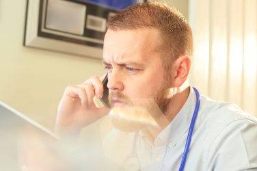 NHSE sets 'advice and guidance' target in bid to curb GP referrals to hospital