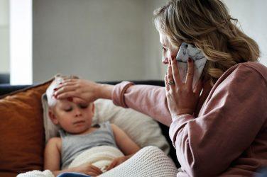 Symptom sorter: Vomiting in infants