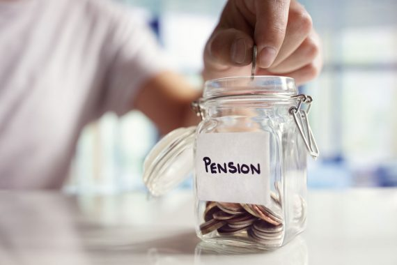 Pensions taxation