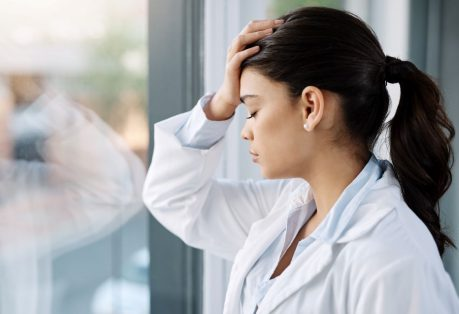Over half of GPs suffer worse mental health during Covid pandemic