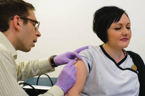 vaccination doctors