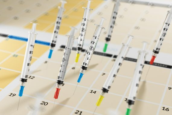 Covid vaccine sooner