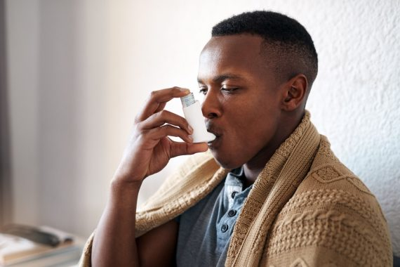 inhaler budesonide recovery
