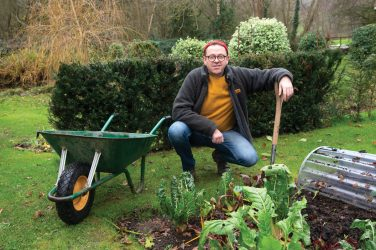 Working life: Up the garden path