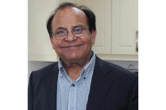 Dr Om Prakash Chawla died with Covid
