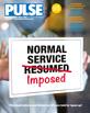 Normal service resumed
