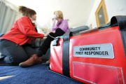 How to… work with a paramedic