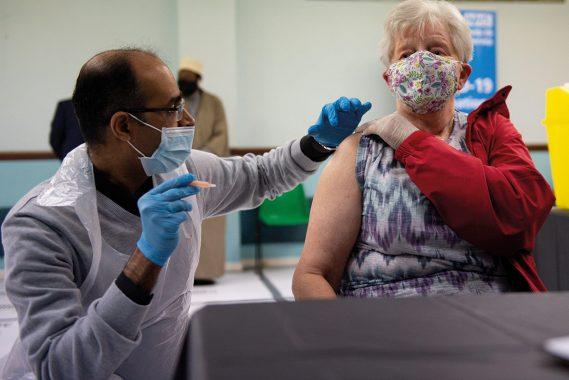 Covid flu vaccine