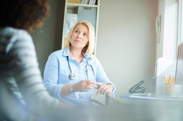 Remote consultations for gynaecology: changes or abnormalities in menstrual flow