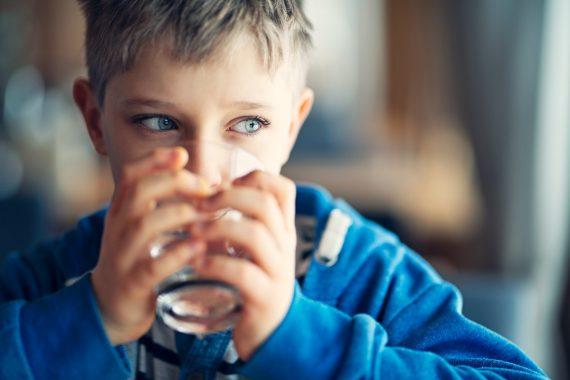 flouride drinking water